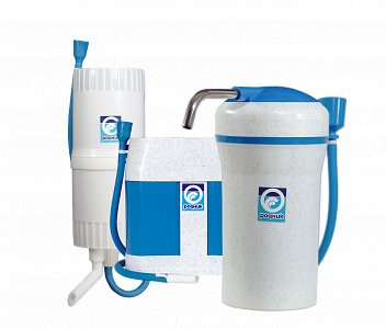 Drinking water purification systems Rodnik