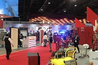 Intersec-2019 (Dubai, UAE)